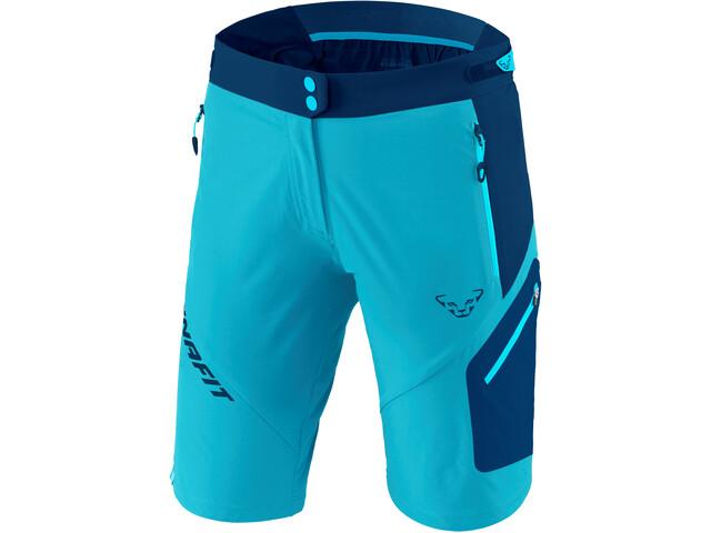 Dynafit Transalper 3 Dyna-Stretch Shorts Mujer, silvretta